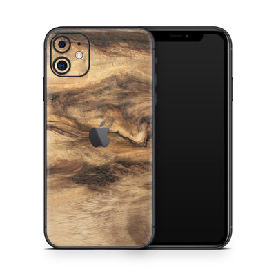 Wood Cover iPhone 11