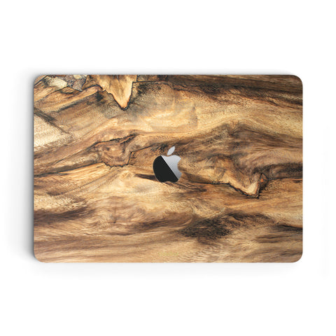 Wood MacBook Pro Cover
