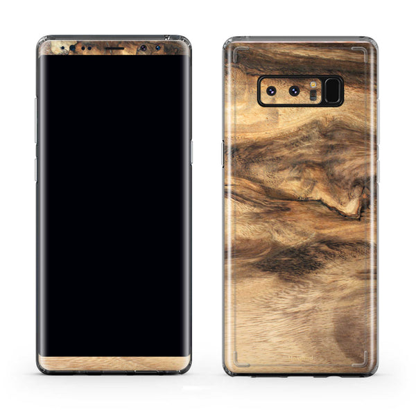 Wood Galaxy Note 8 Case
