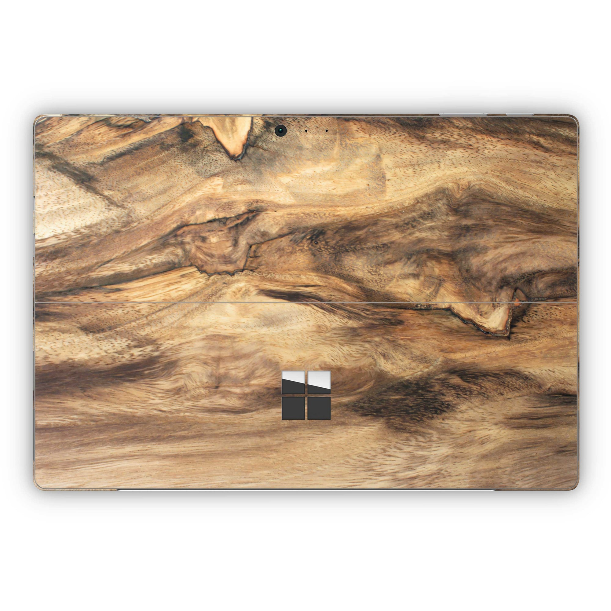 Wood Surface Pro 5 and Surface Pro 6 Skin