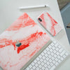 Coral Marble MacBook Pro 16-inch Skin + Case