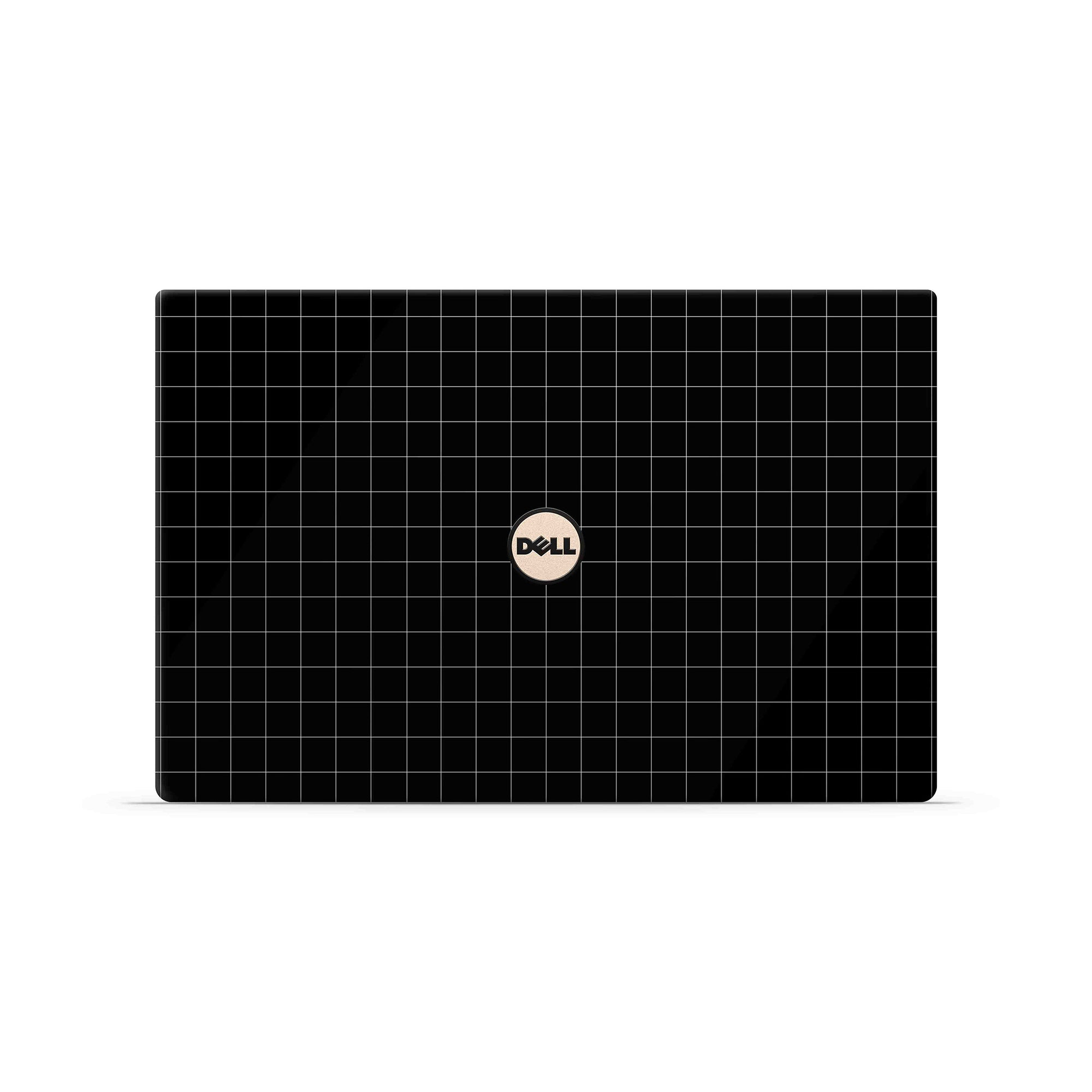 Black Grid Line XPS 13 (9300) Skin