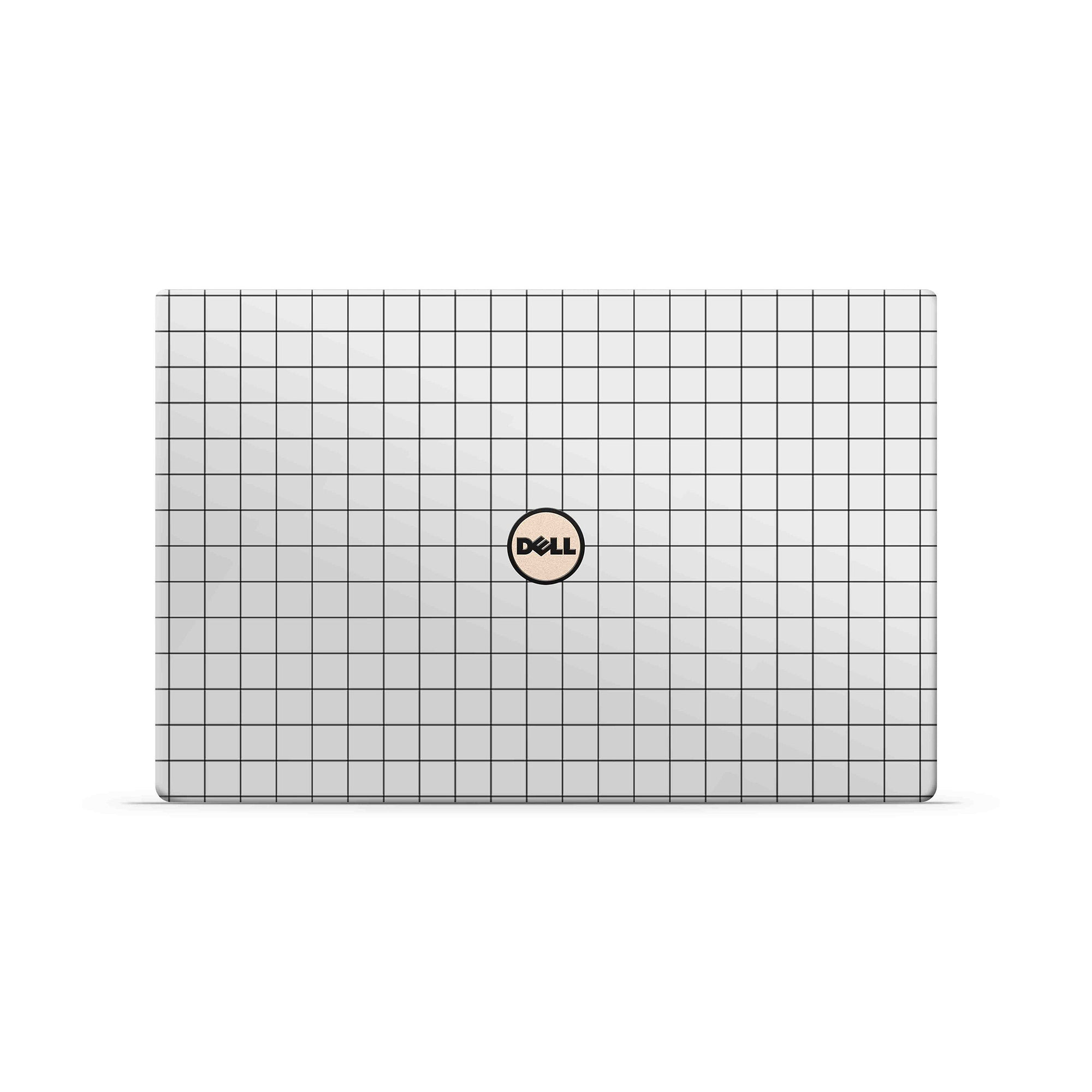 White Grid Line XPS 13 (9300) Skin