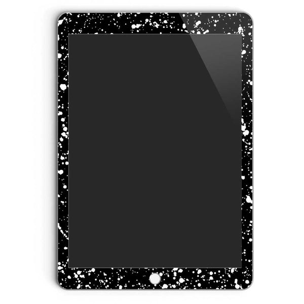 Brooklyn Speckle iPad Decals - Black