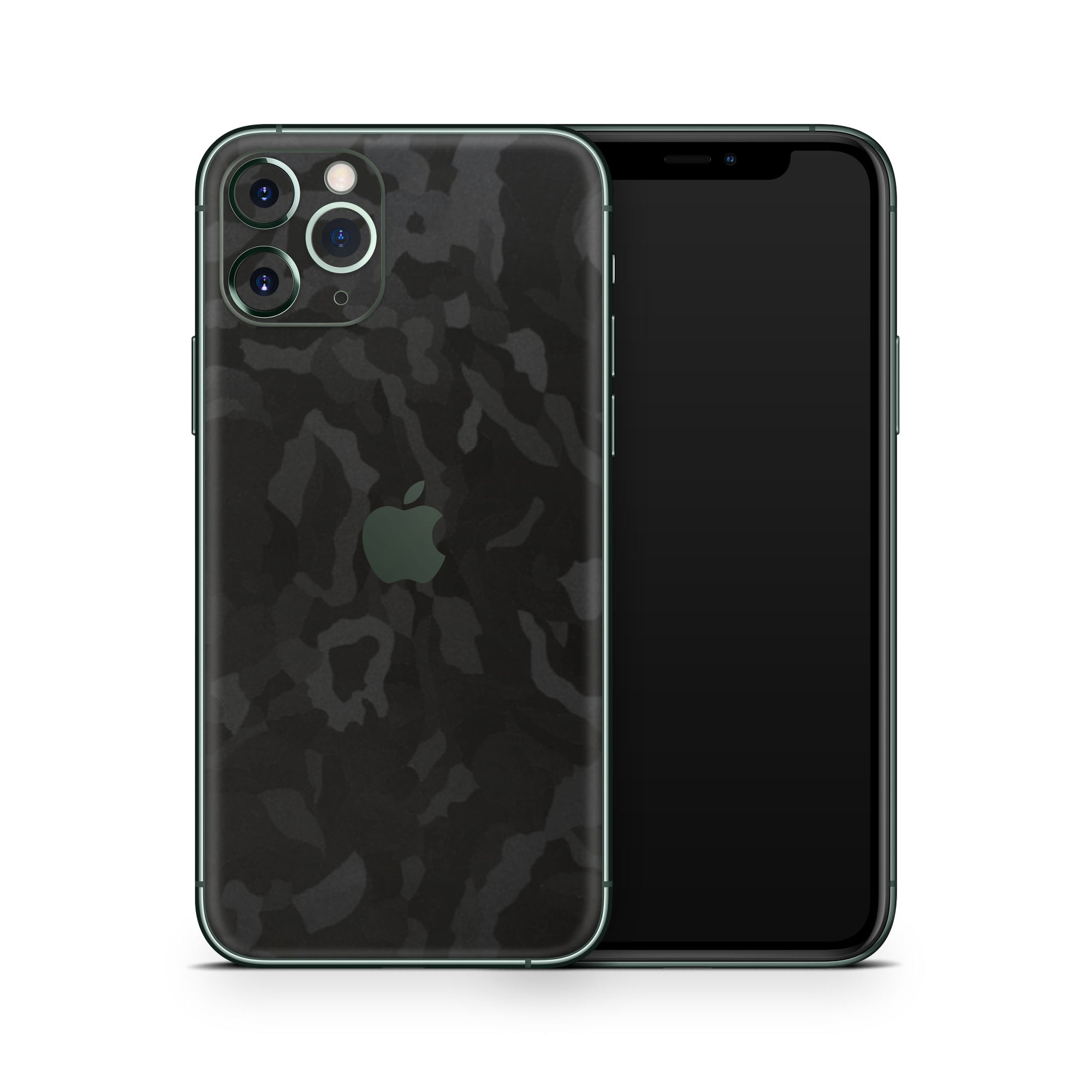iPhone 11 Pro Max in Black Camo