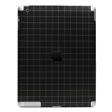 Grid Print iPad Decal