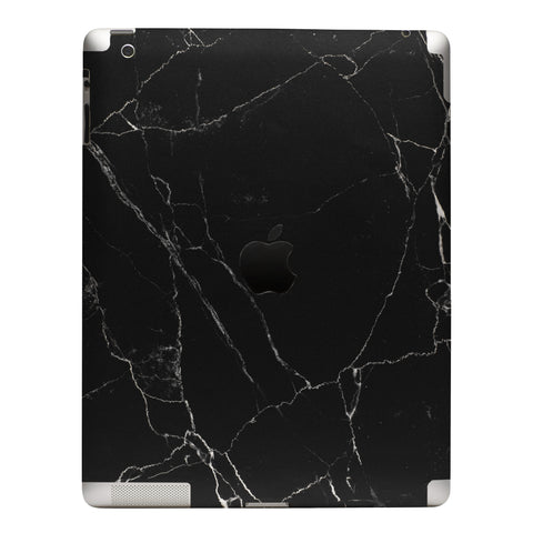 Black Marble Tablet cover