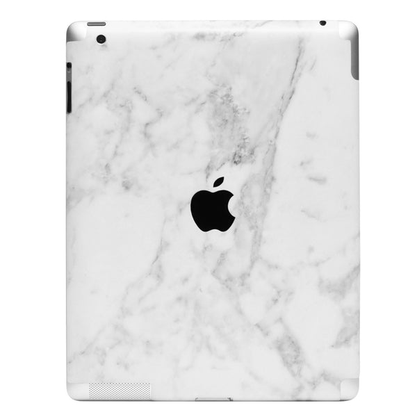 white marble ipad skin uniqfind