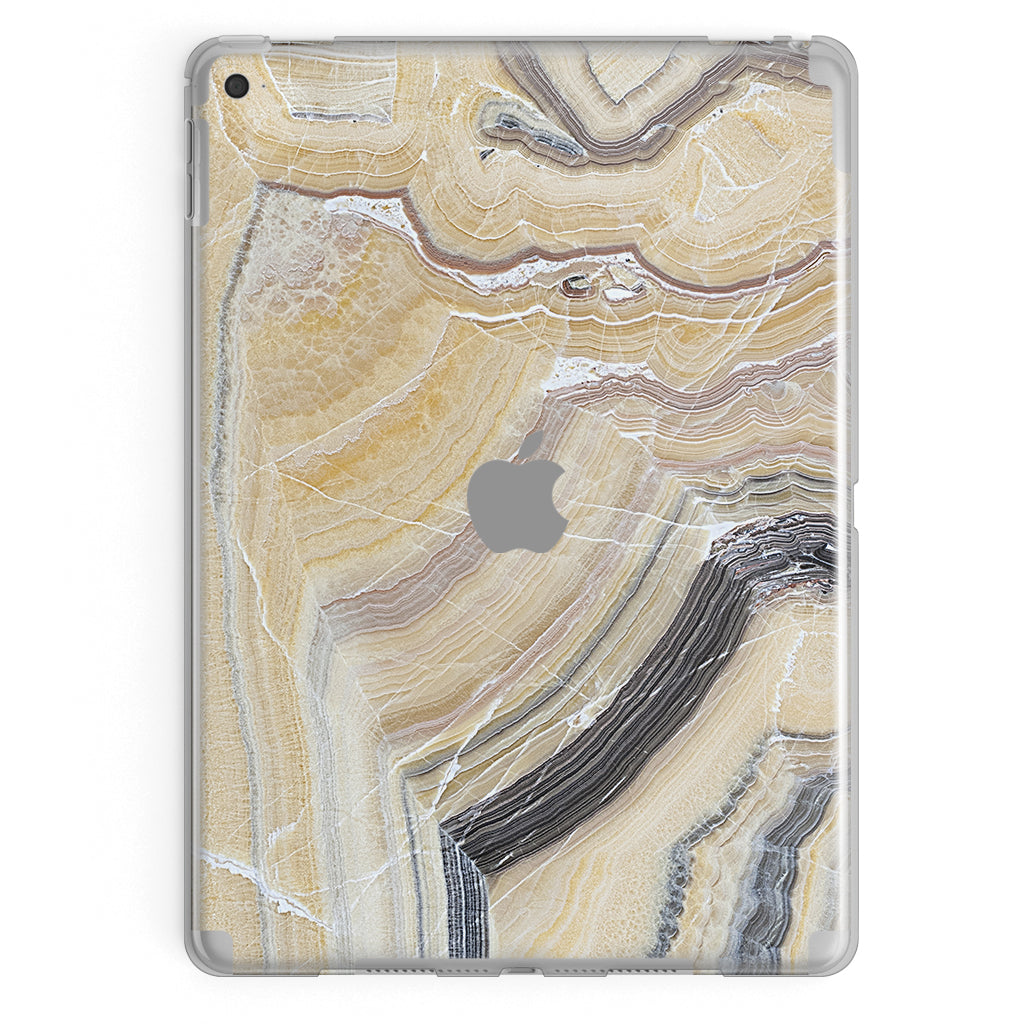 iPad Case 10.2-inch 2020 Butter Marble