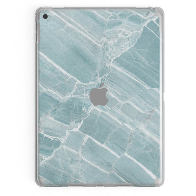 iPad Case 10.2-inch 2019 Mint Marble