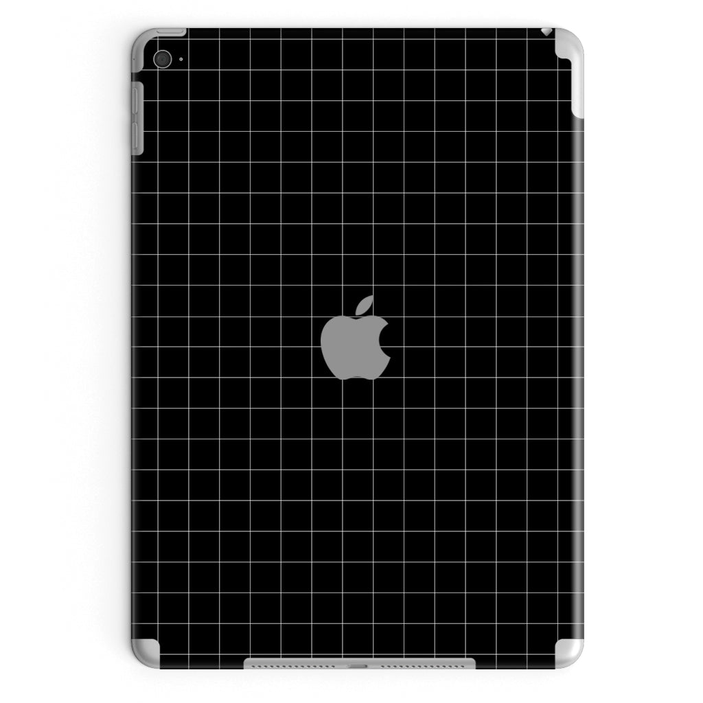 iPad Cover Air 3 (2019) in Black Grid