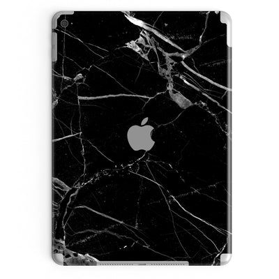 iPad Cover Air (2013) in Black Hyper Marble