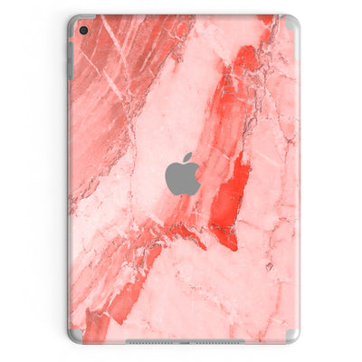 iPad Cover Mini 7.9-inch (1st Gen, 2012) in Coral Marble