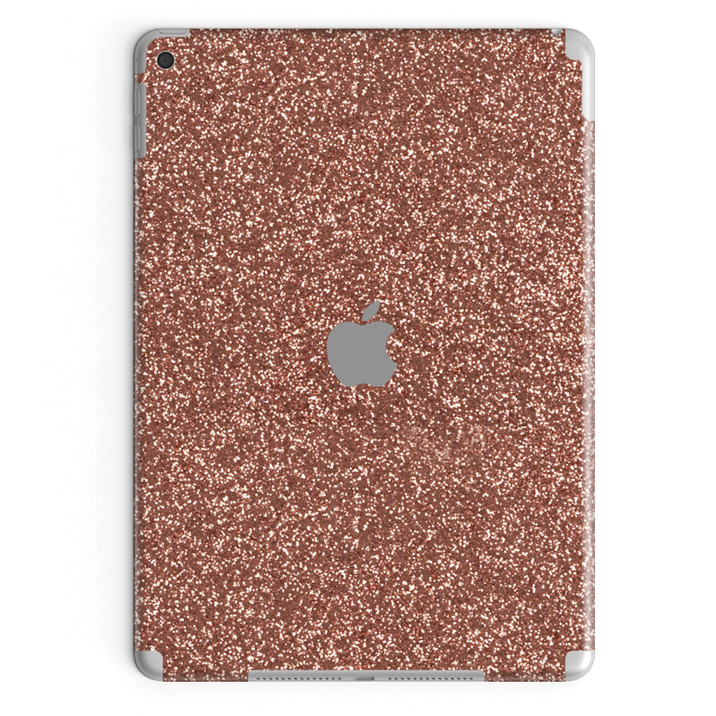 iPad Cover Air 3 (2019) in Rose Gold Glitter