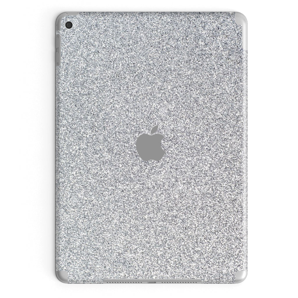 iPad Cover Air 3 (2019) in Silver Glitter