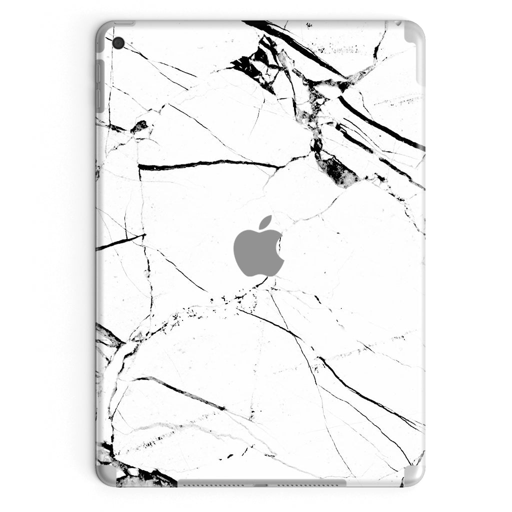 iPad Cover Air 3 (2019) in White Hyper Marble