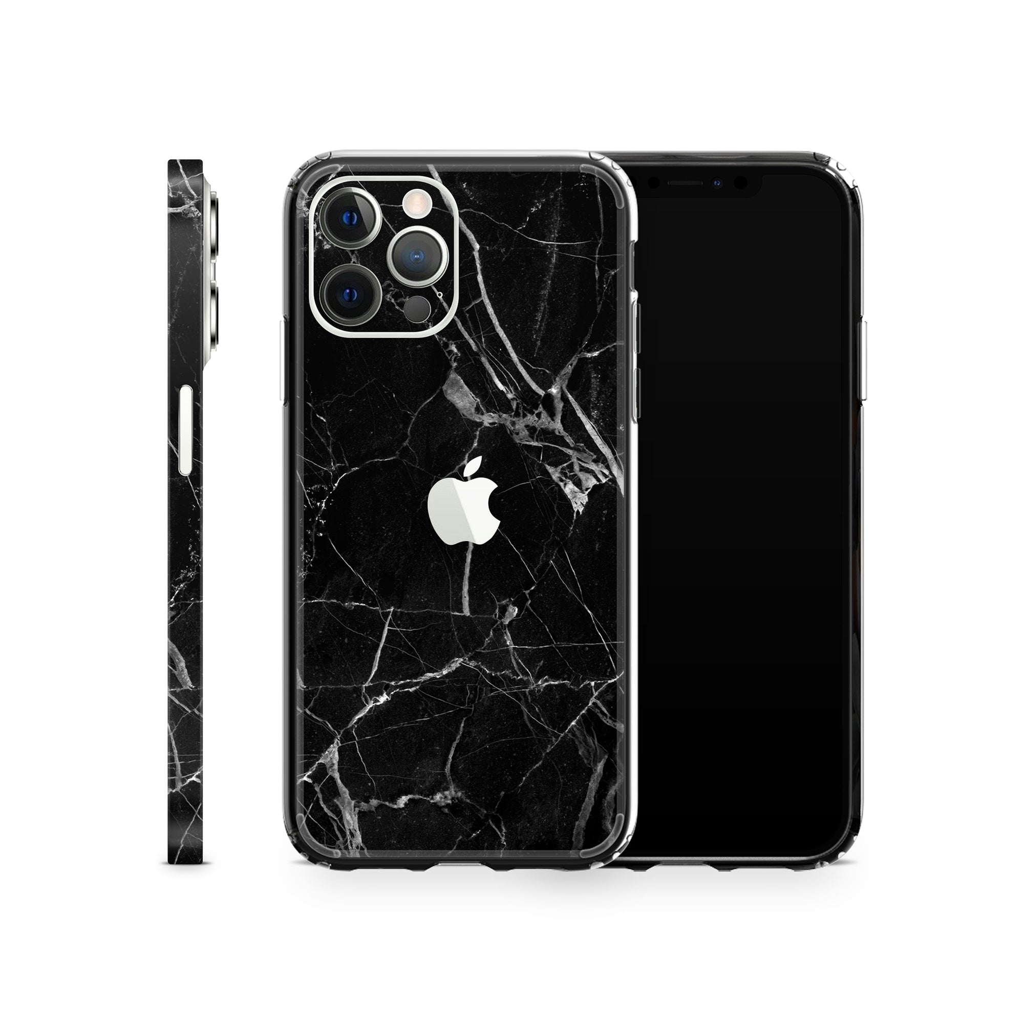 iPhone Case 12 Pro Black Hyper