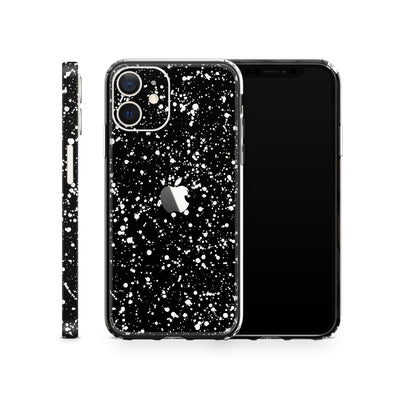 iPhone Case 12 Black Speckle