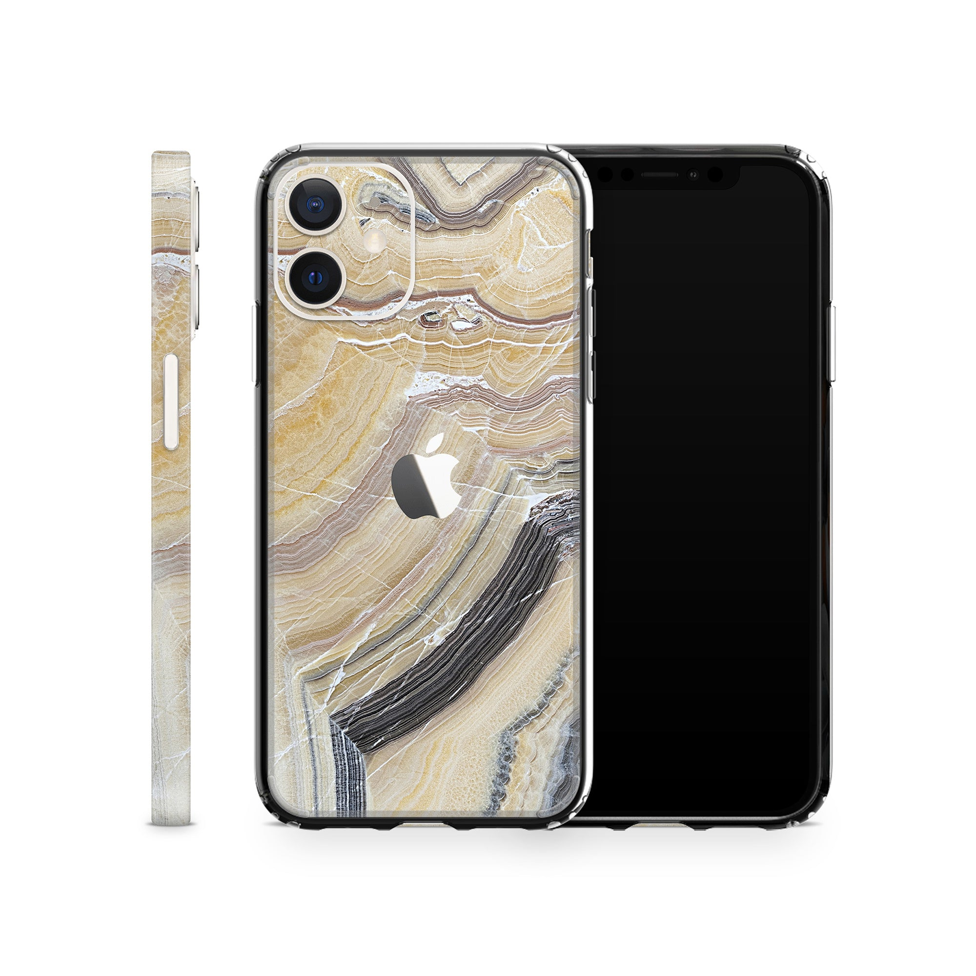 iPhone Case 12 Mini Butter Marble