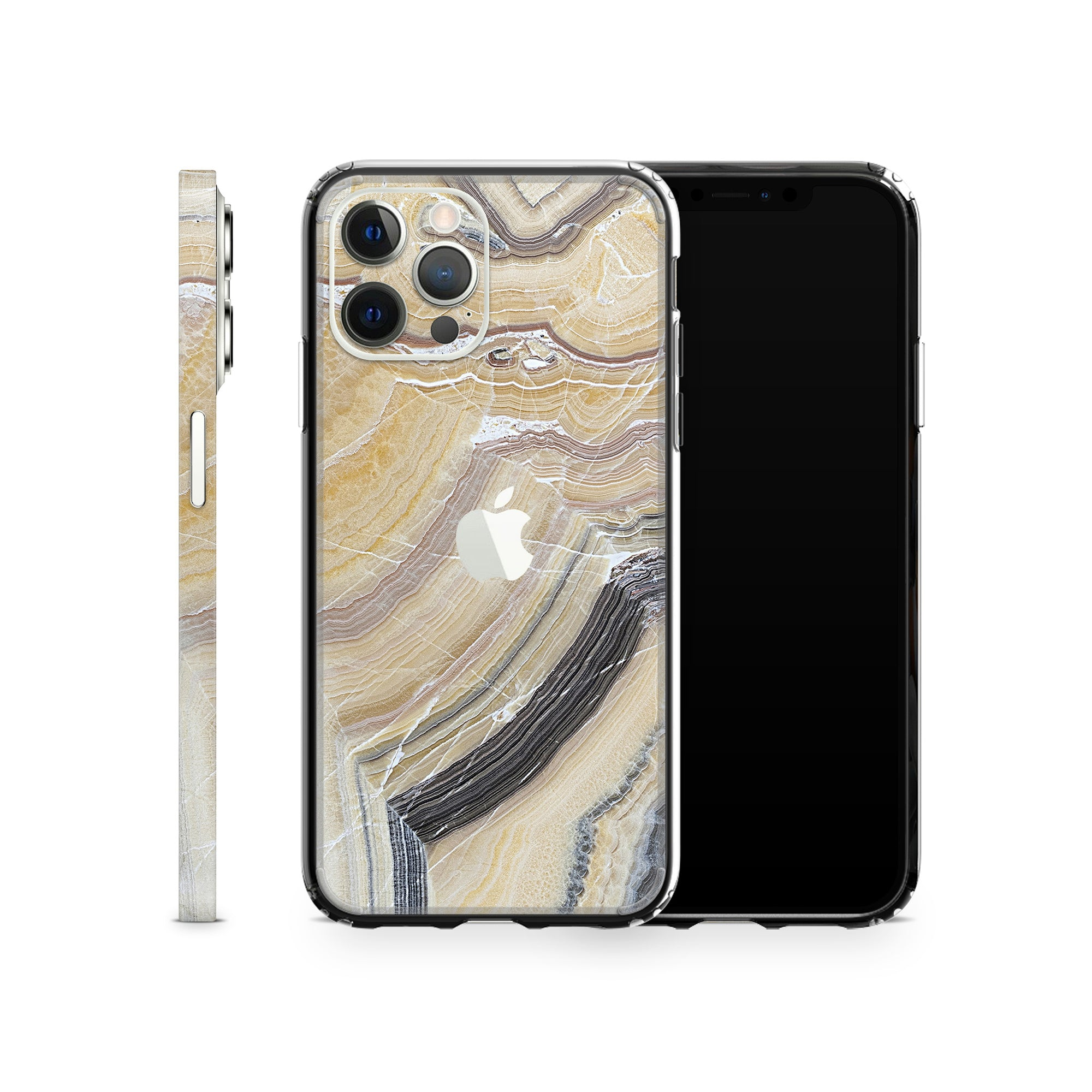 iPhone Case 12 Pro Butter Marble