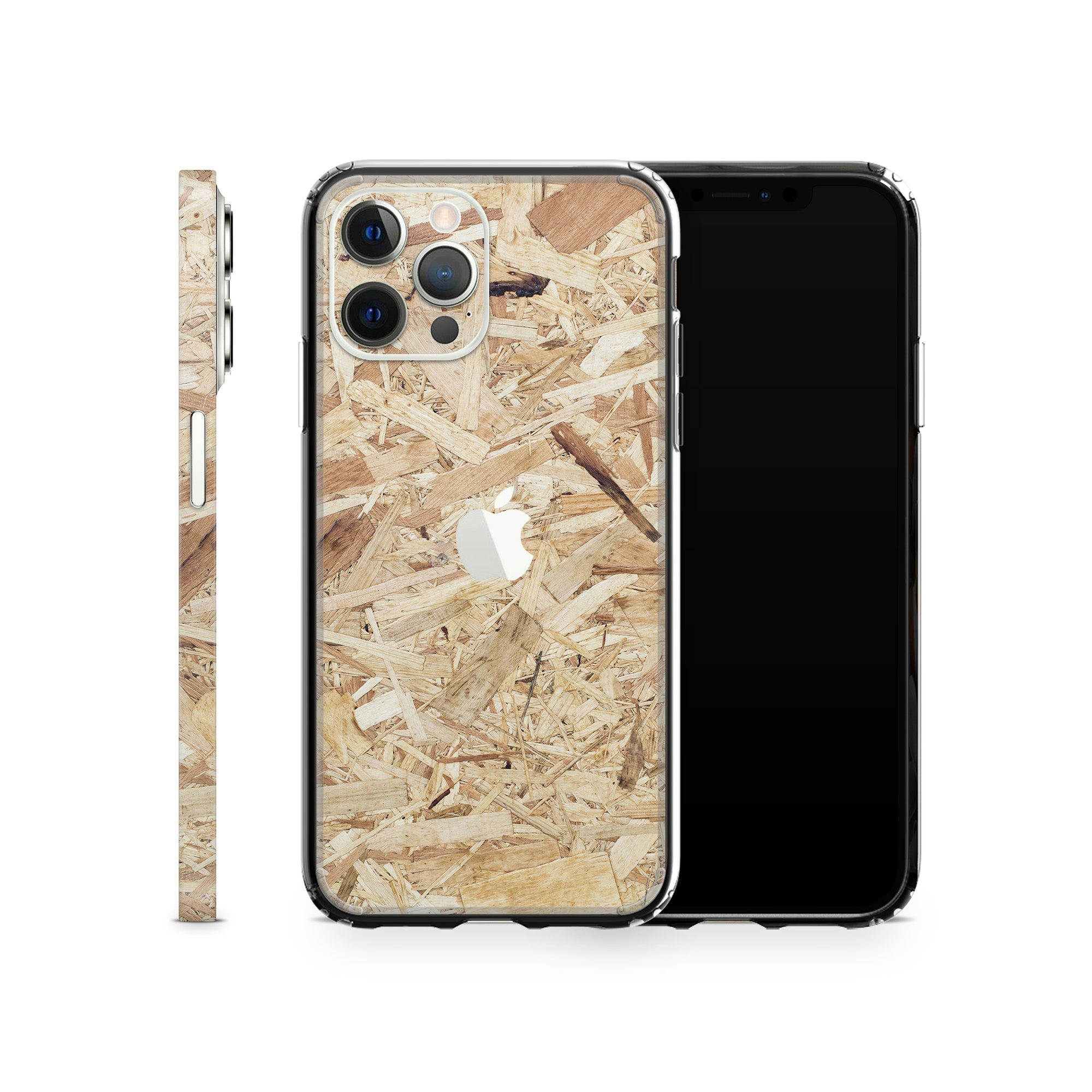 iPhone Case 12 Pro Max Plywood