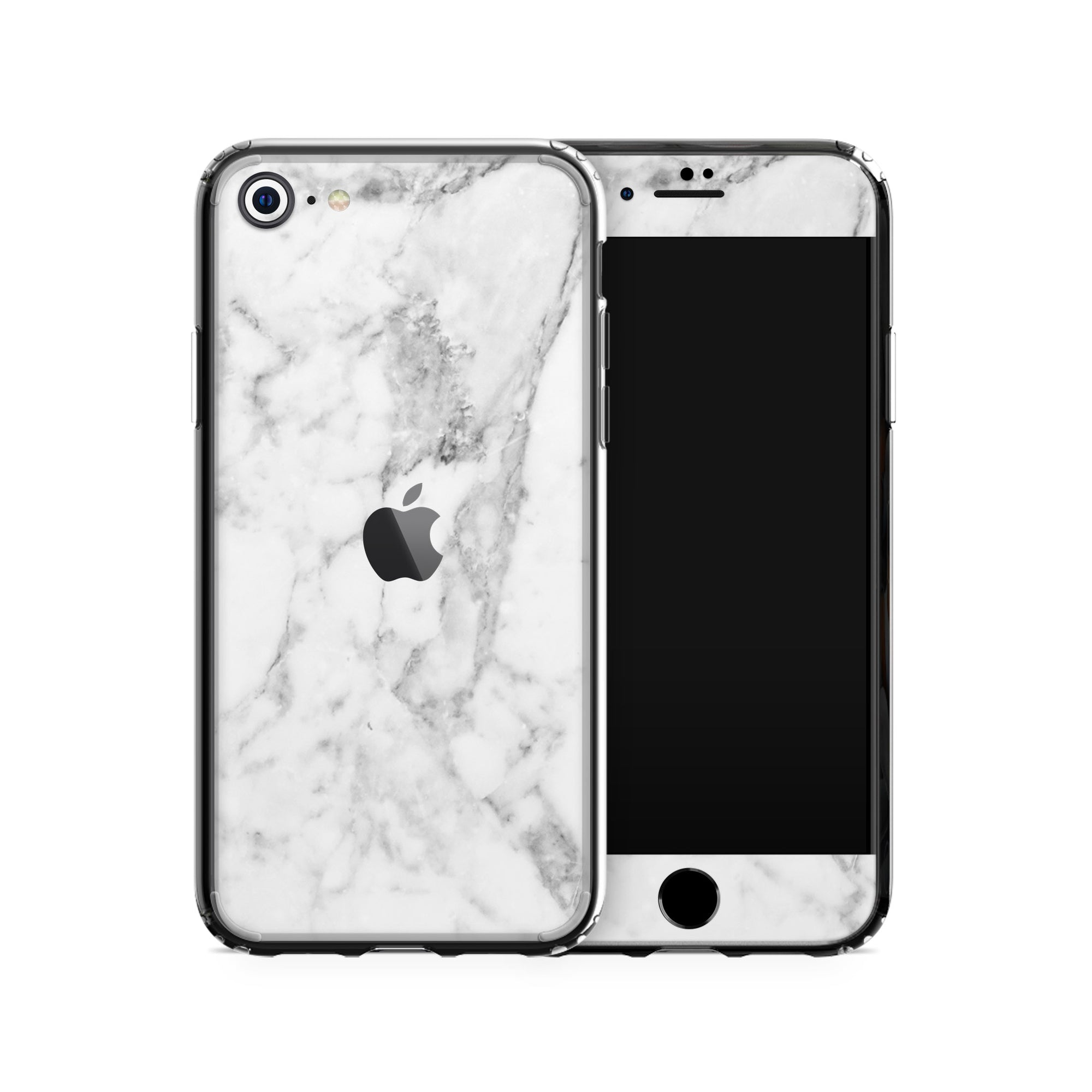 iPhone Case SE 2020 White Marble