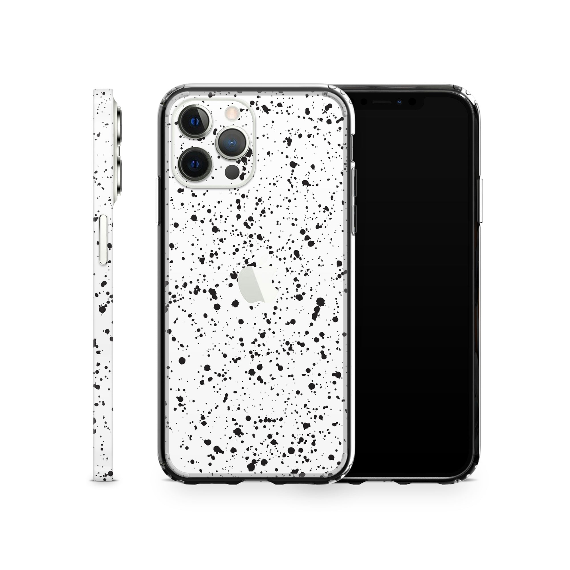 iPhone Case 12 Pro White Speckle