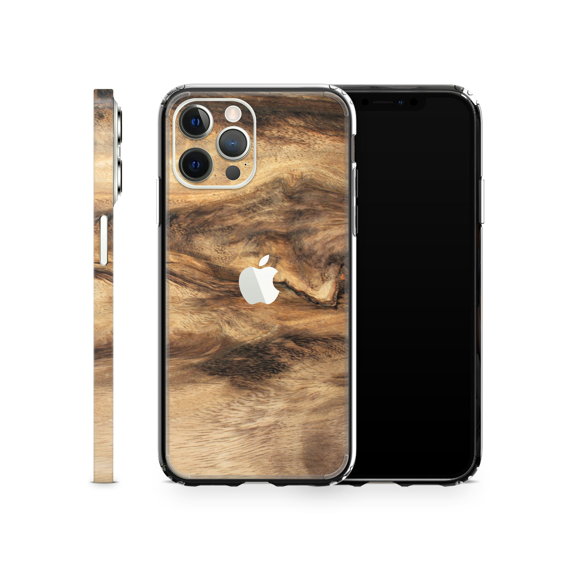 iPhone Case 12 Pro Wood