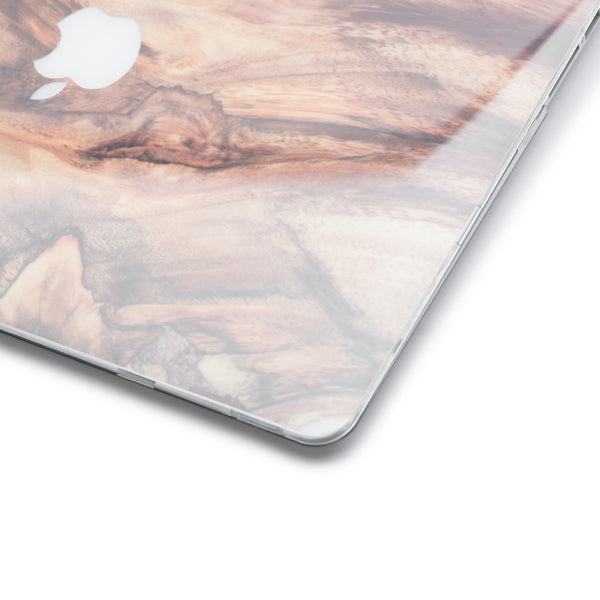 Wood MacBook Case