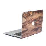Wood MacBook Skin