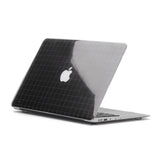 Grid Print MacBook Decal