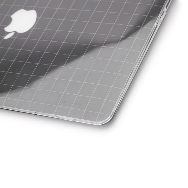 Hard Case MacBook Black Grid