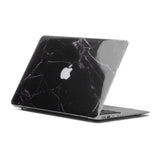 Hyper Marble MacBook Skin - Black