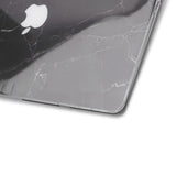 Marble Macbook Black Case