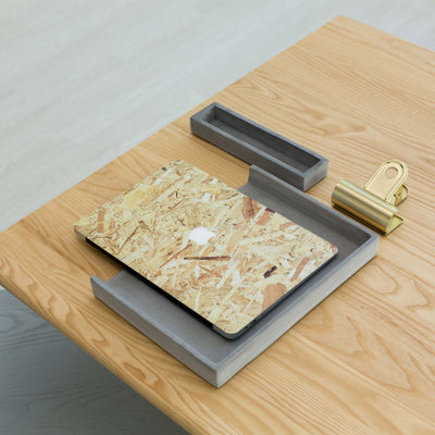Plywood MacBook Case + Skin for 12-inch