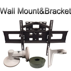 Wall Mount&Brackets