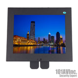 "101AV 8"" CCTV Professional Security Monitor VGA BNC TFT LCD LED Display Metal 4:3 - 101AVInc."