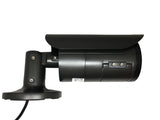 1080P 4in1 TVI/AHD/CVI/CVBS 2.8-12mm Varifocal Lens IR In/Outdoor Bullet Camera 12V (Black) - 101AVInc.