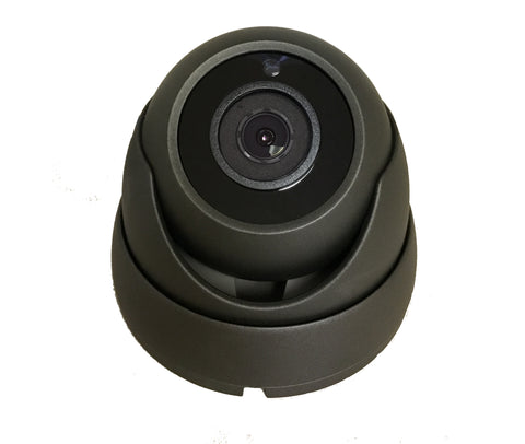 1080P TVI/AHD/CVI/CVBS 2.8mm Fixed Lens SONY STARVIS 2.4 MP Image Sensor IR In/Outdoor (Charcoal) - 101AVInc.