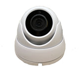 1080P TVI/AHD/CVI/CVBS 2.8mm Fixed Lens SONY STARVIS 2.4 MP Image Sensor IR In/Outdoor (White) - 101AVInc.