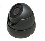 1080P TVI/AHD/CVI/CVBS 3.6mm Fixed Lens SONY STARVIS 2.4 MP Image Sensor IR In/Outdoor (Charcoal) - 101AVInc.