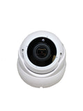 5 Megapixel 4in1 TVI/AHD/CVI/CVBS(960H) 2.8-12mm Lens Security Surveillance Dome Camera DWDR IR Cut OSD menu for Indoor Outdoor CCTV Home Office (White) - 101AVInc.