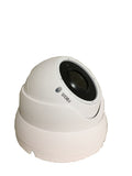 1080P TVI/AHD/CVI/CVBS 2.8-12mm Varifocal 2.4MP SONY STARVIS Image SenSor IR In/Outdoor Camera (White) - 101AVInc.