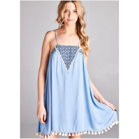 Tassel Cover Up