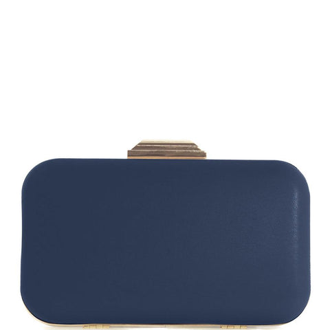 EK63938 Clip Lock Clutch Navy