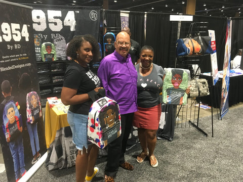 Blended Designs Tom Joyner Family Reunion