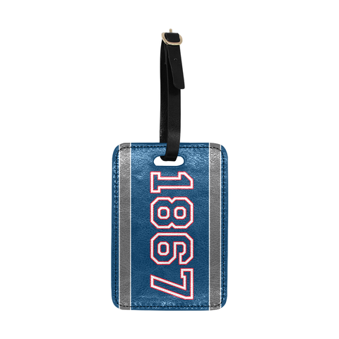 HBCU Luggage Tags