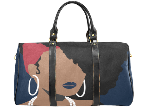 Blended Designs Travel Bags