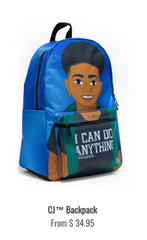 CJ™ Backpack Blended Designs