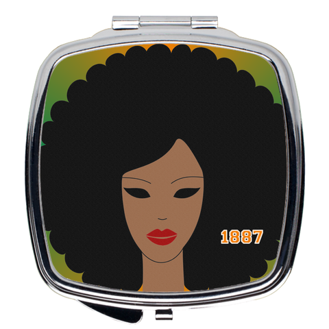 Soul Sister - Paige 1887 Compact Mirror
